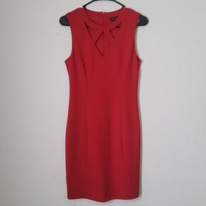 Guess Red Dress size 6